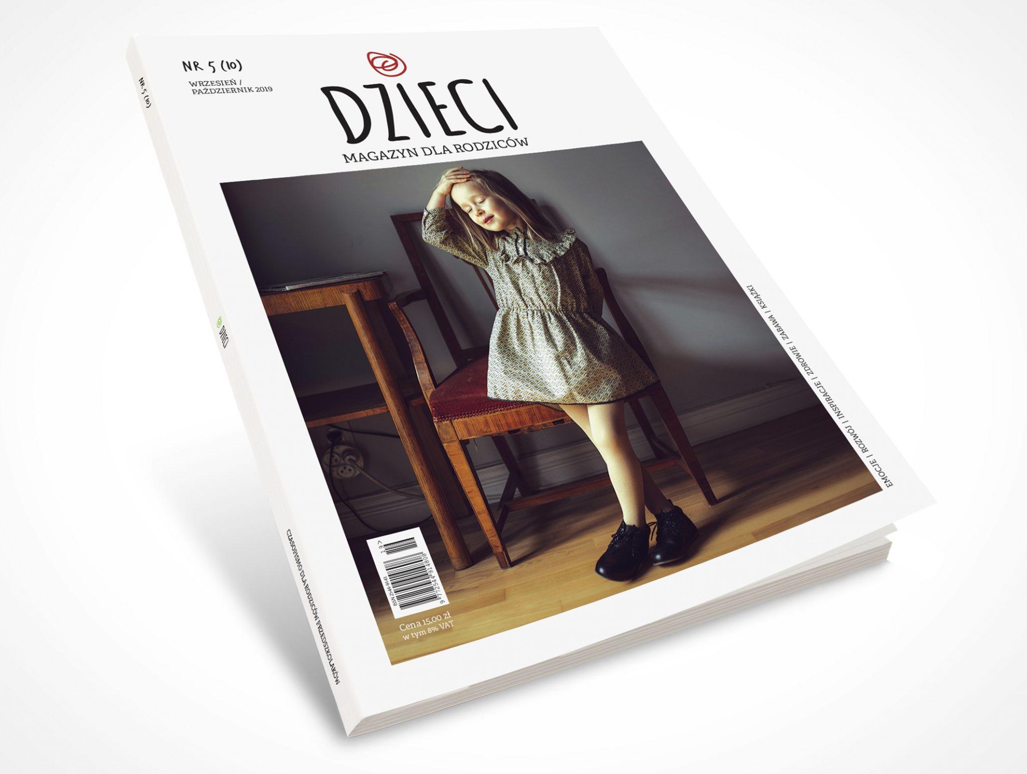 Dzieci magazyn